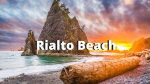 rialto beach washington coast