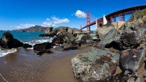 san francisco bay california coast