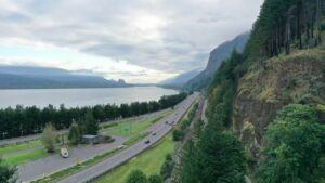 what is columbia river gorge