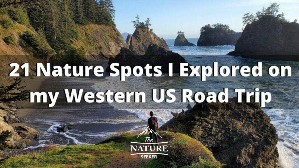 my western us road trip