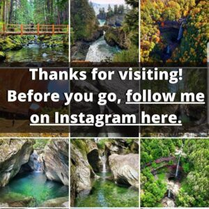follow the nature seeker on social media