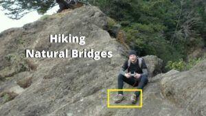 ozark hiking shoes experience 1