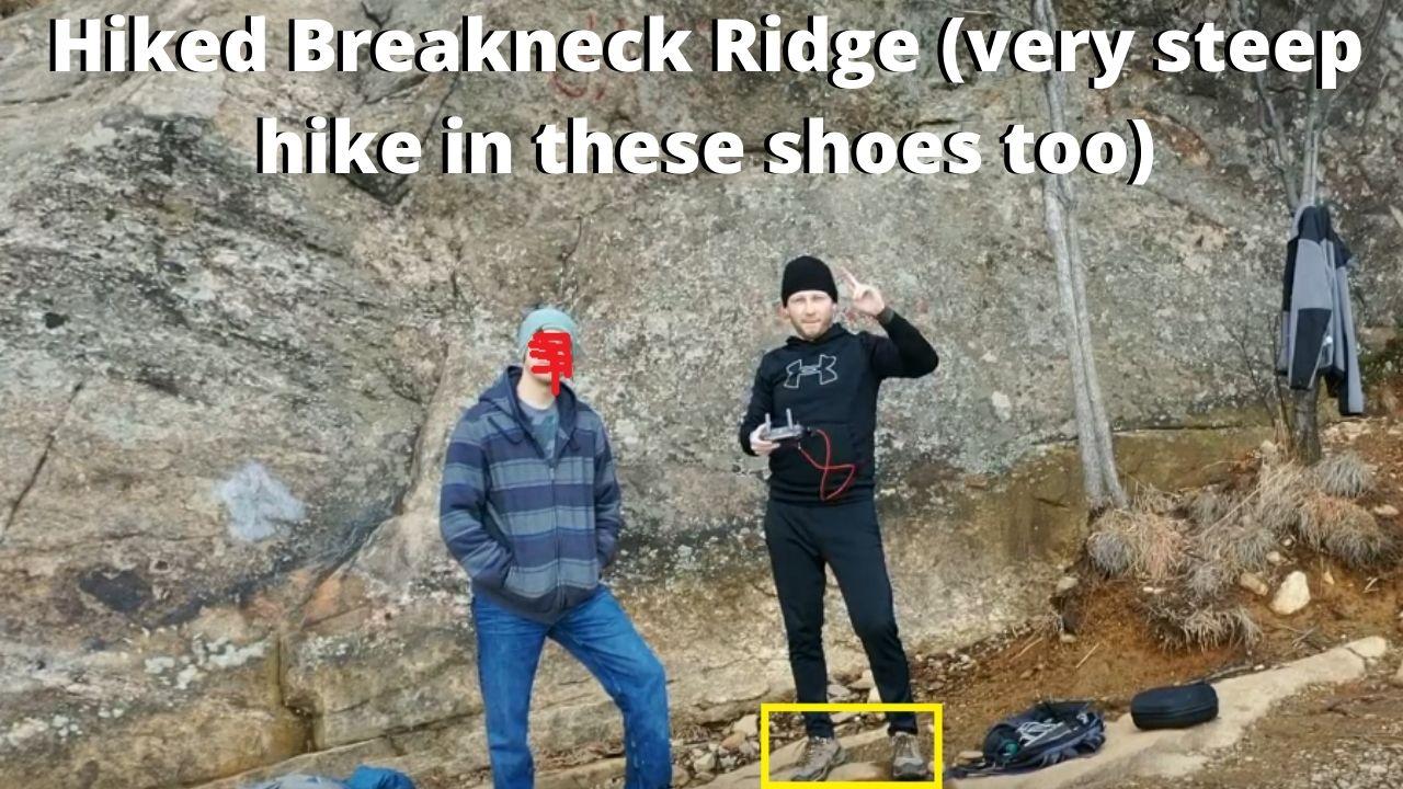 ozark trail shoes for breakneck ridge