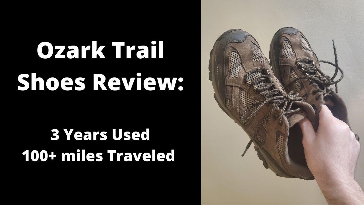 Ozark Trail Shoes Review