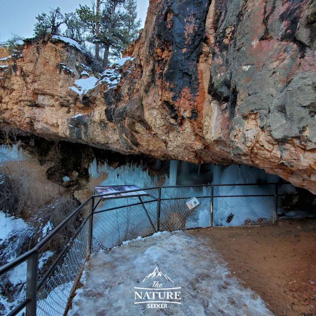 mossy cave hike utah