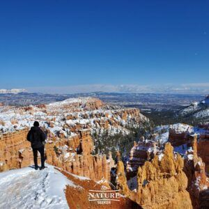 bryce canyon national park queens trail hike utah