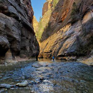 the narrow hike utah