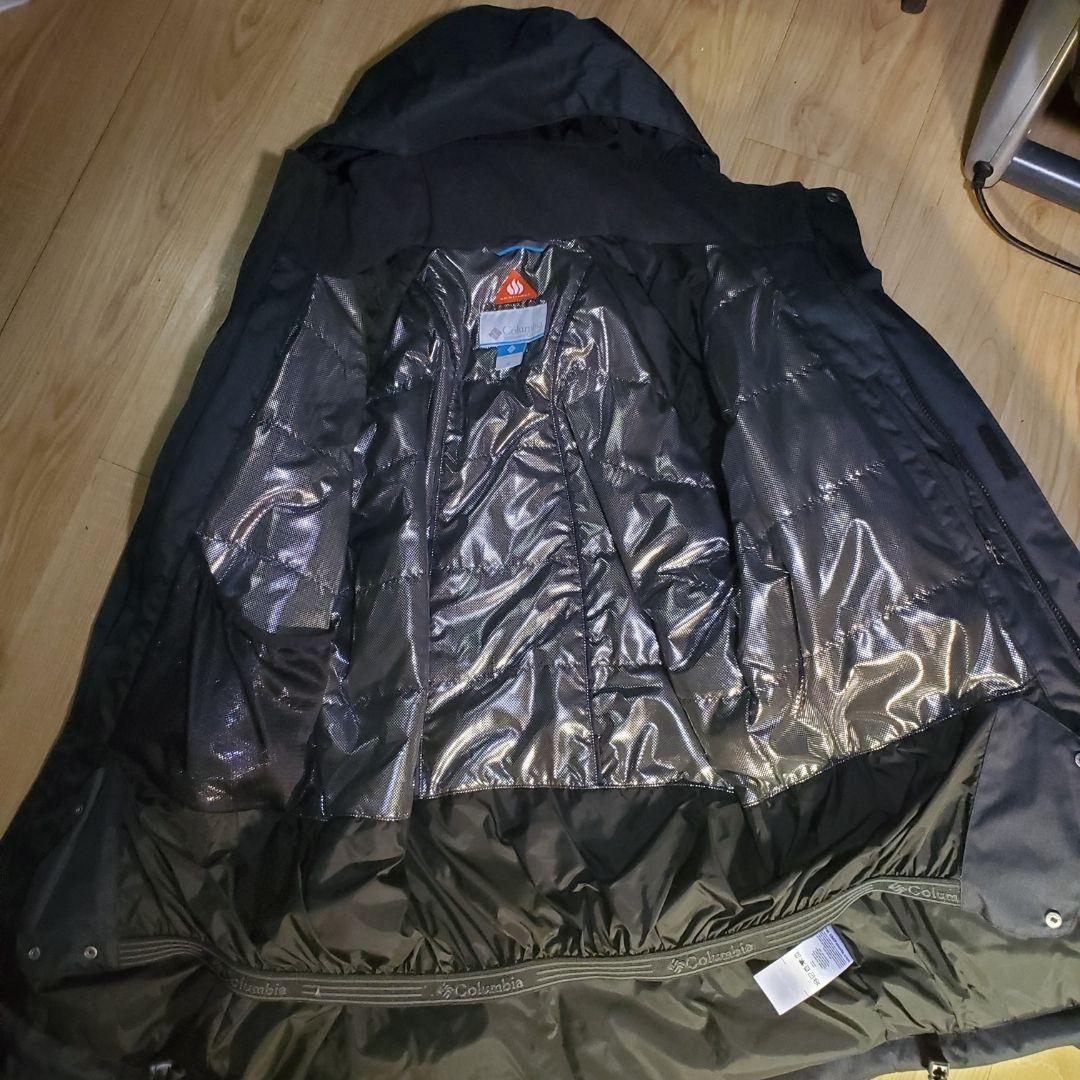 Columbia Last Tracks Insulated Jacket inside