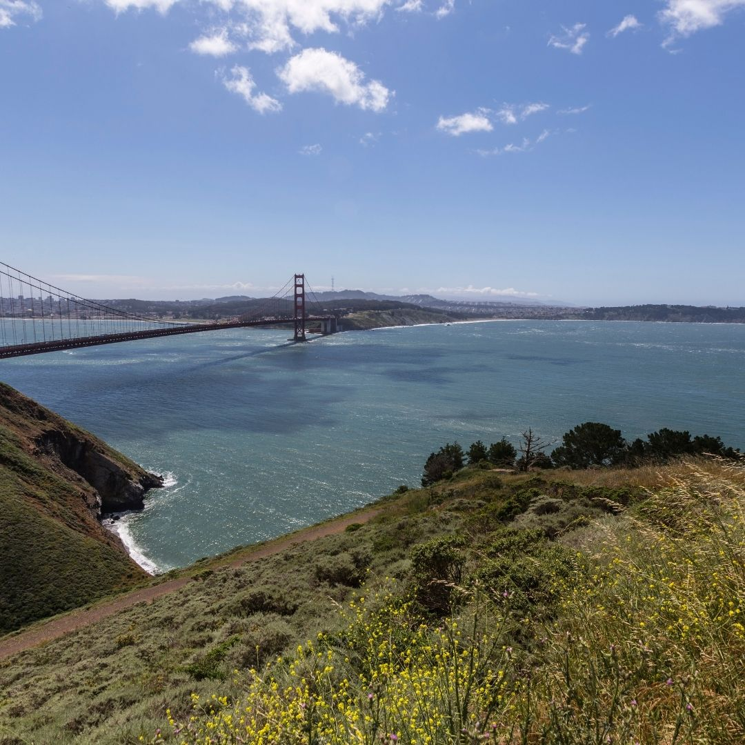 golden gate national recreation area scenic drive