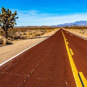 mojave desert scenic drive southern california