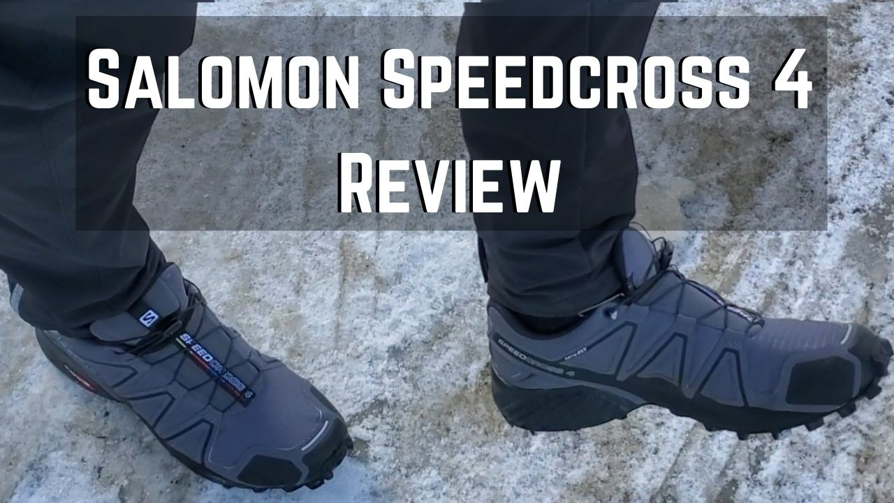 salomon speedcross 4 full review