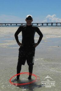 body glove water shoes worn in florida