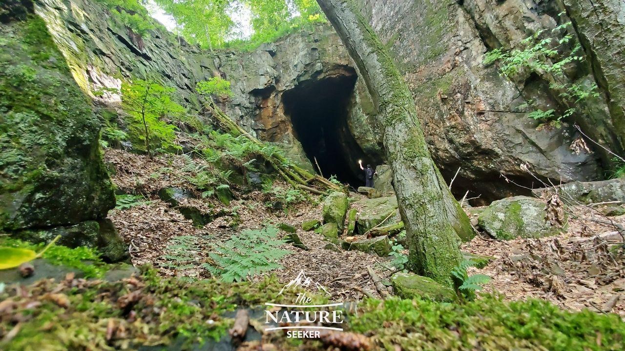 harriman state park pine swamp mine secret hike