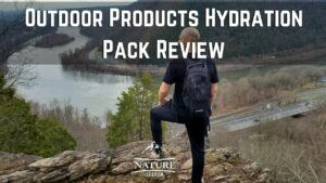 Outdoor Products Hydration Pack Review. Truly Awesome!