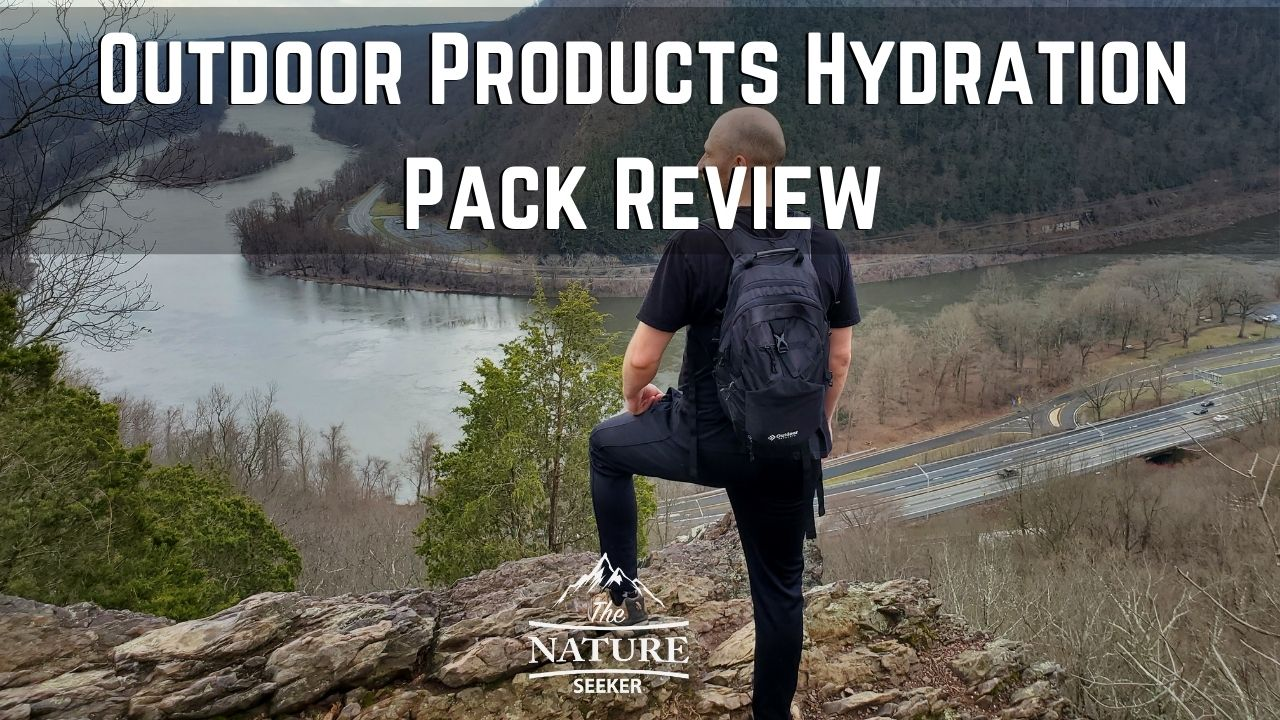 outdoor products hydration pack backpack review post