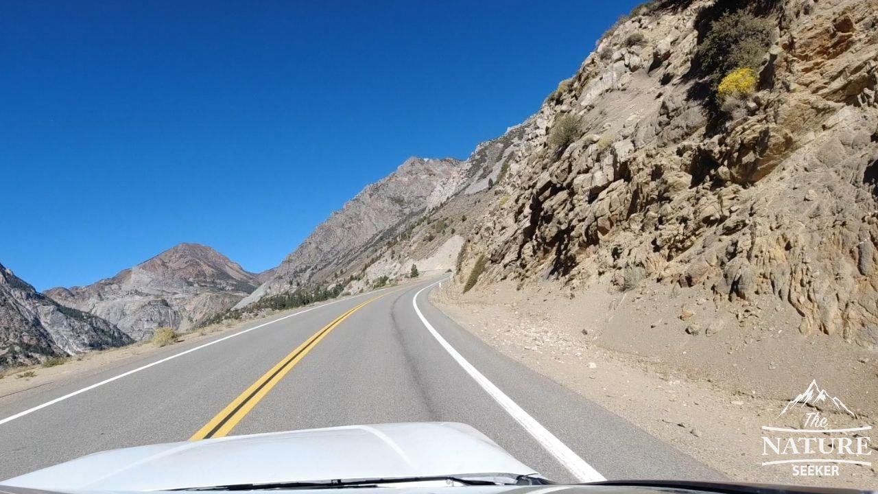 road 120 scenic drive yosemite national park