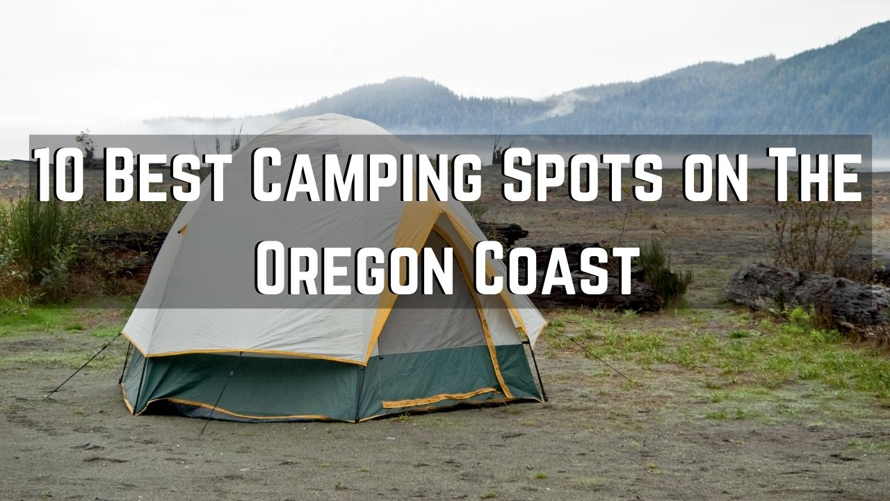 Camping Spots on The Oregon Coast