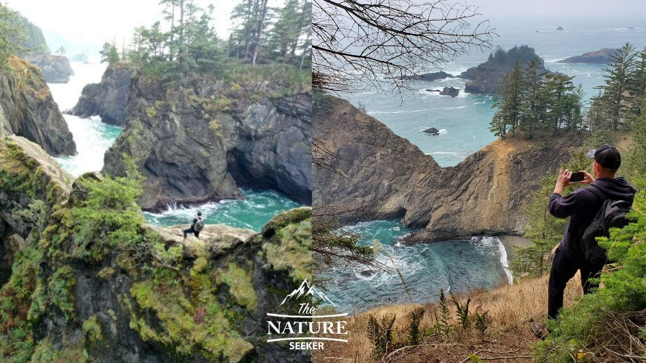 southern oregon coast spots to see if you go camping