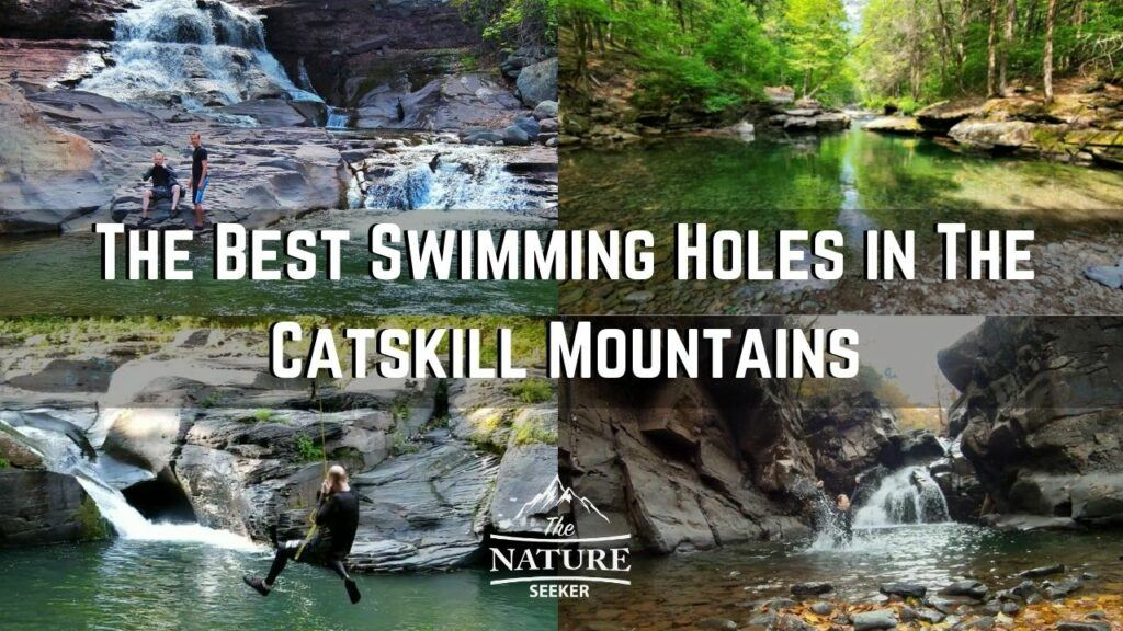 best swimming holes catskills
