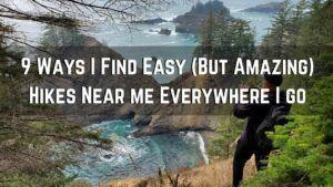 easy hikes near me