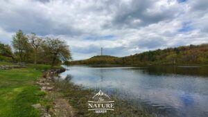 high point state park lake macia