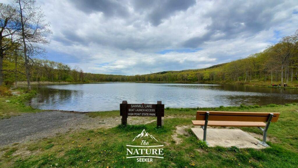 high point state park sawmill lake