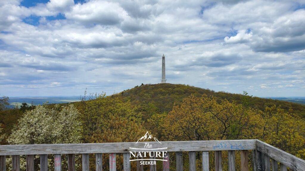 high point state park white appalachian trail