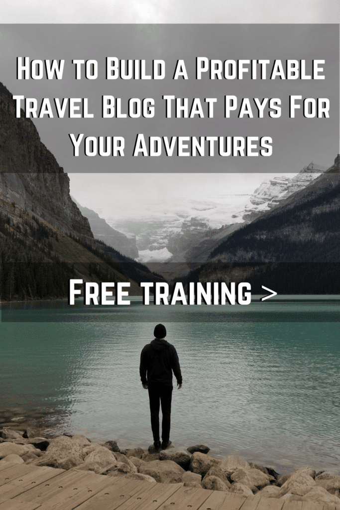 nature blogging and getting paid