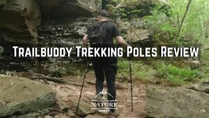 Trailbuddy Trekking Poles Review (From a Total Beginner)