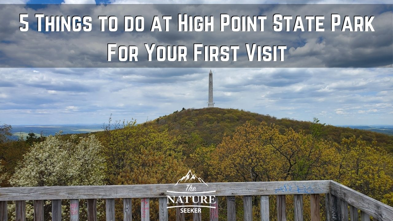 what to do at high point state park