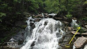 bastion falls in the catskill mountains 01