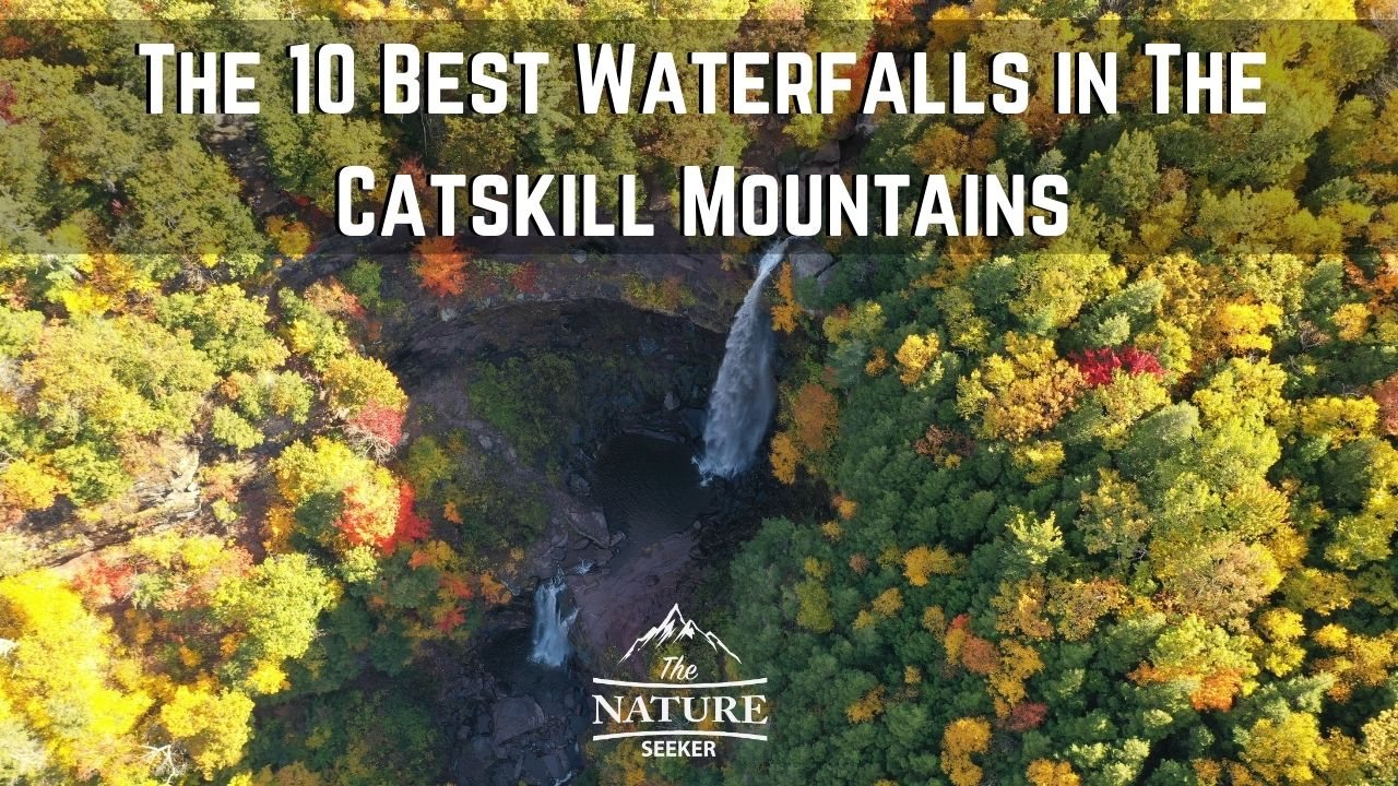 best waterfalls in the catskill mountains