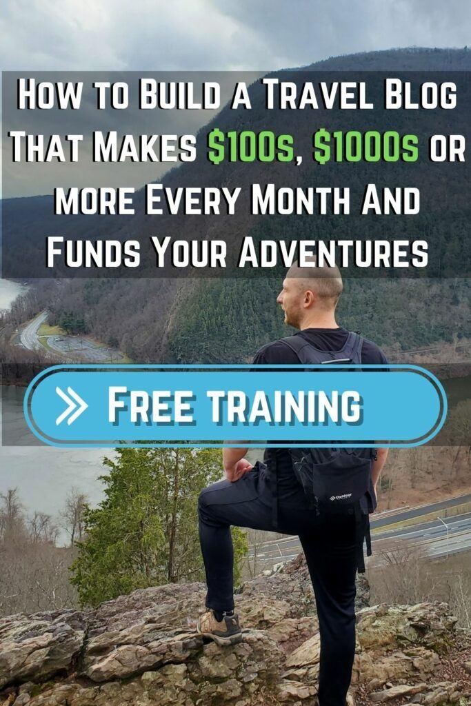 nature seeker start a travel blog training banner 01