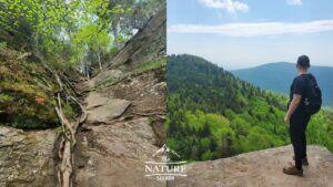 devils path catskill mountains hiking trail 02