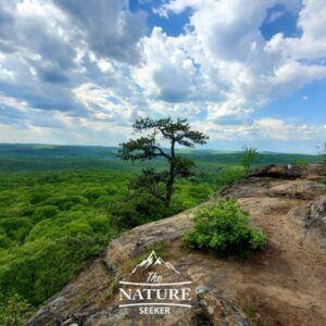 harriman state park reeves brook loop trail beautiful overlook 01