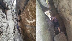 labyrinth mohonk preserve catskill hiking trail 01