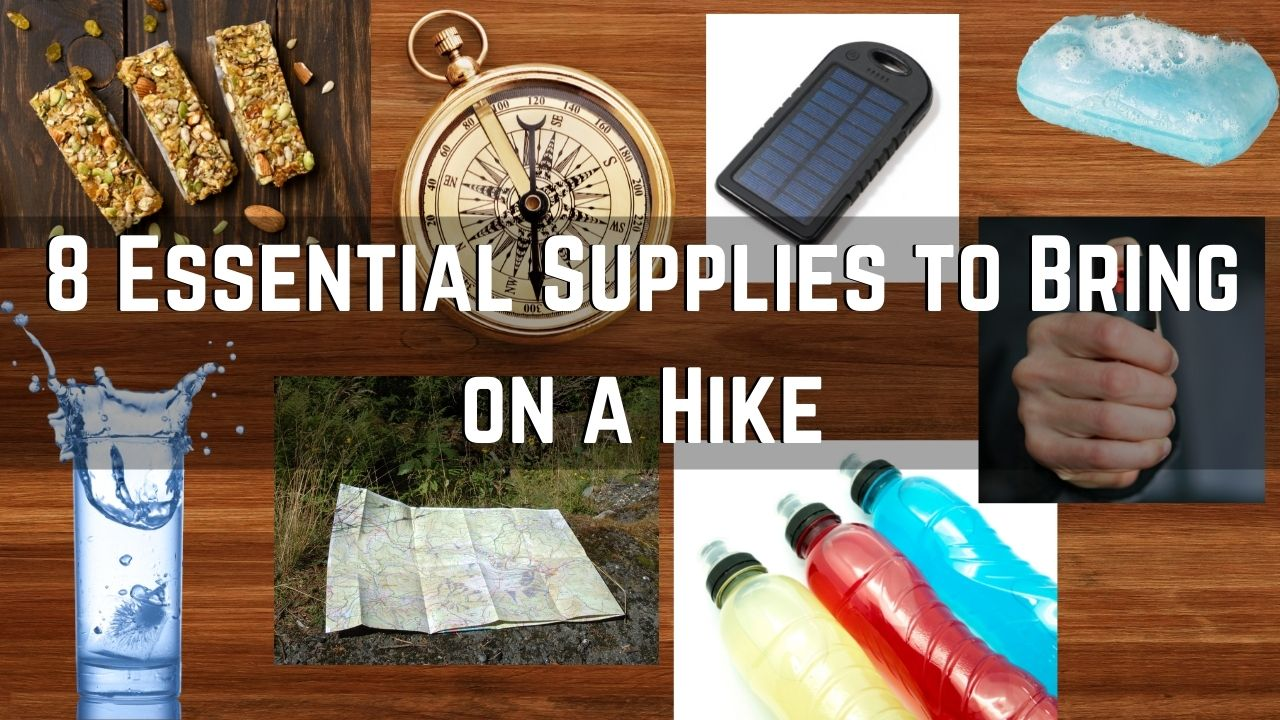 Things to Bring on a Hike