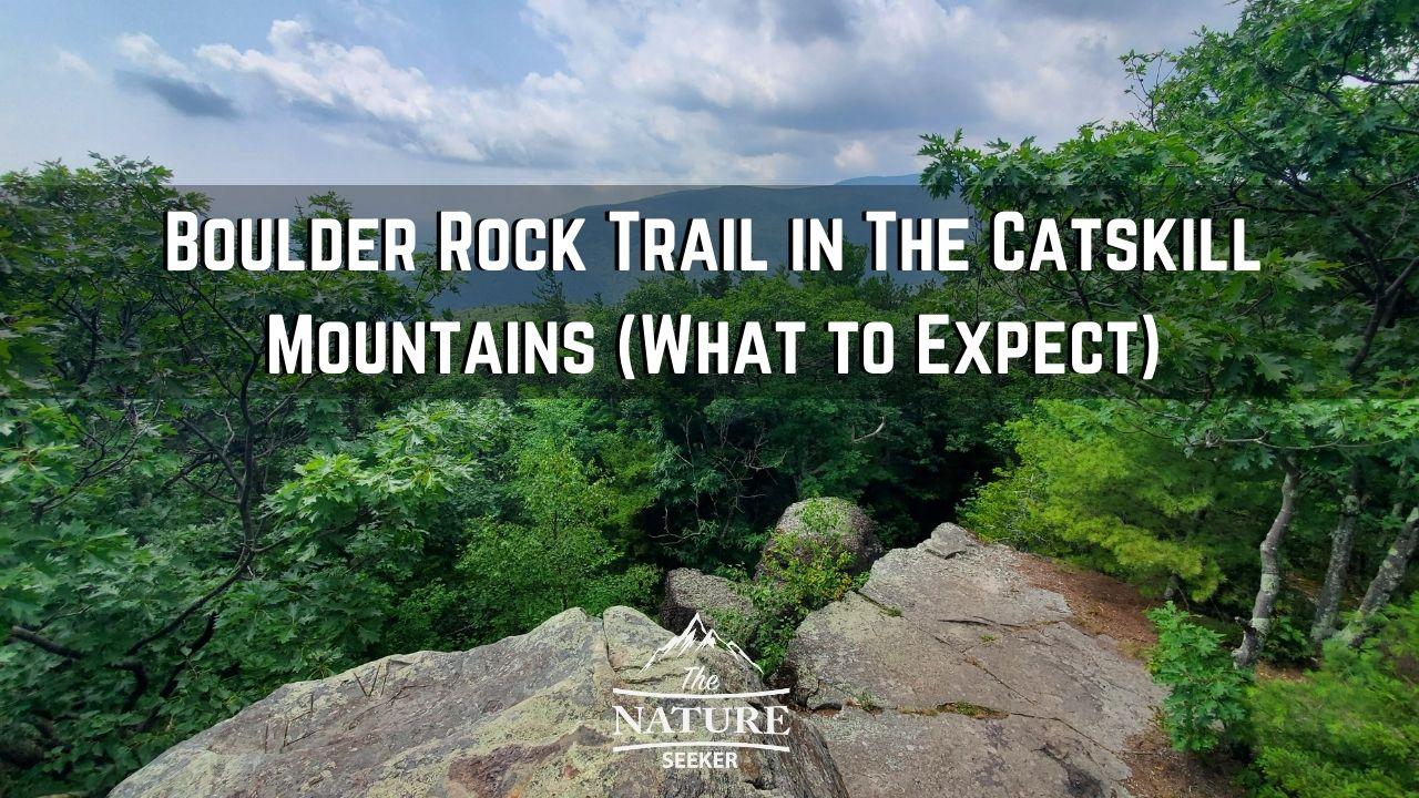 boulder rock catskills