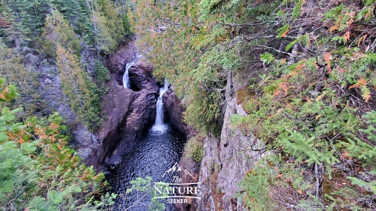 North Shore Minnesota Judge CR Magney State Park devils kettle falls