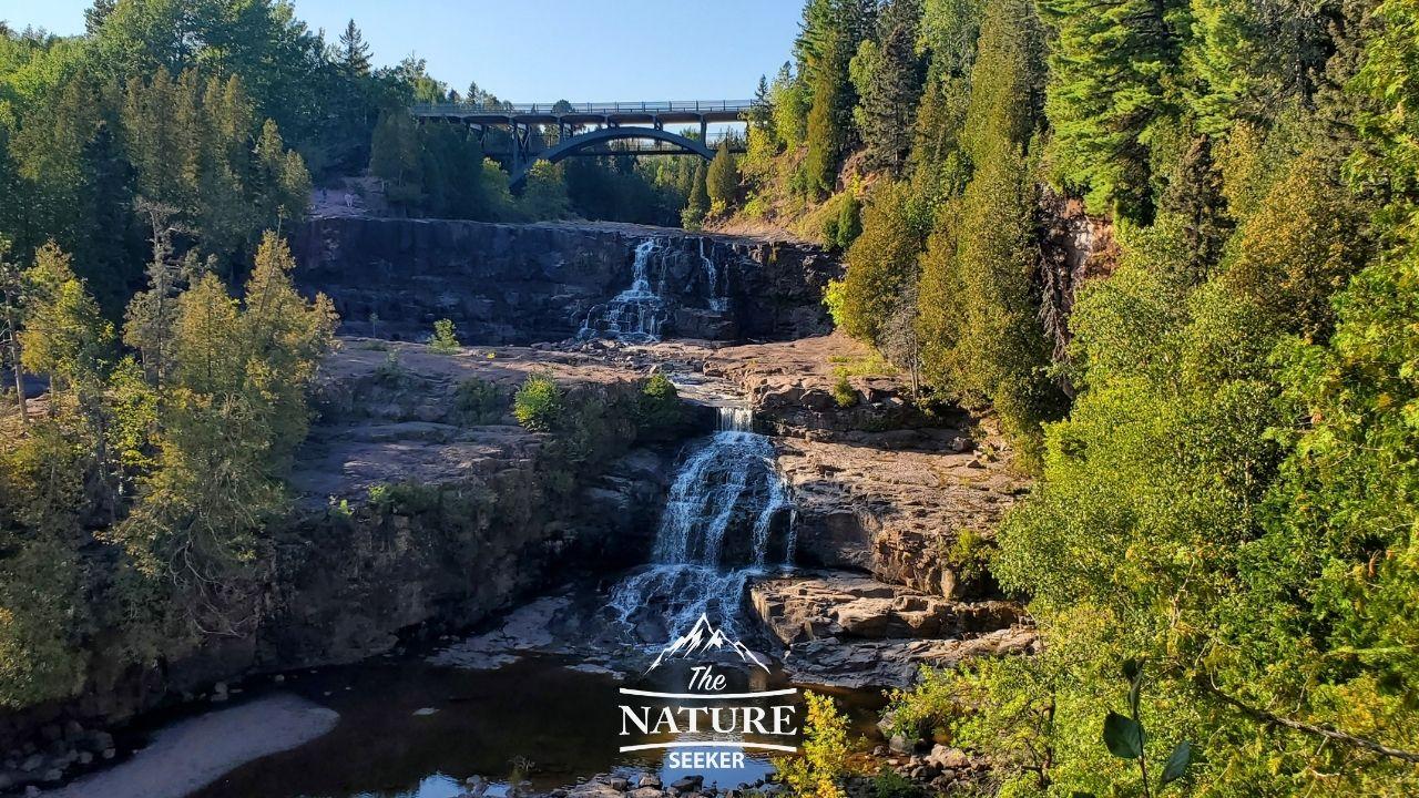 North Shore Minnesota gooseberry falls state park 03
