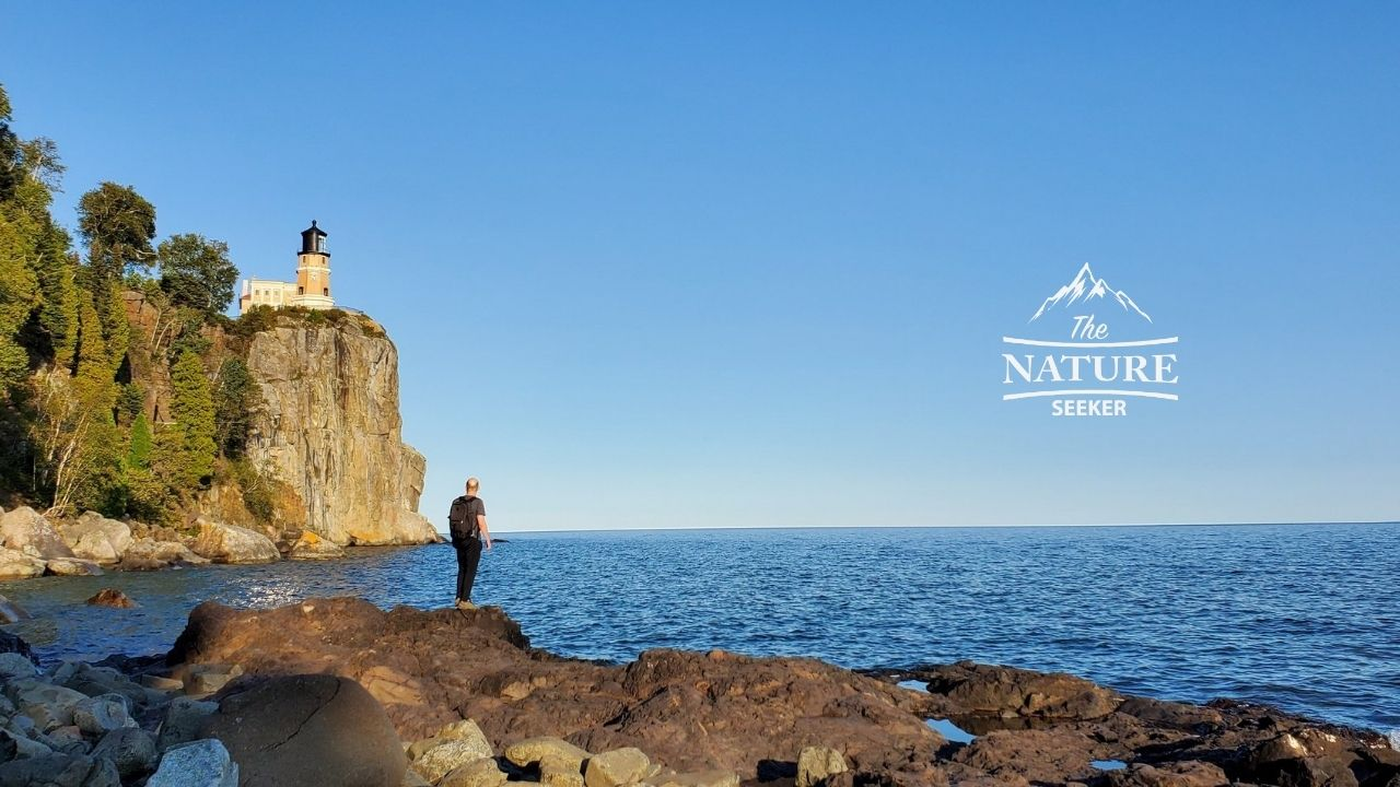 North Shore Minnesota split rock lighthouse 02
