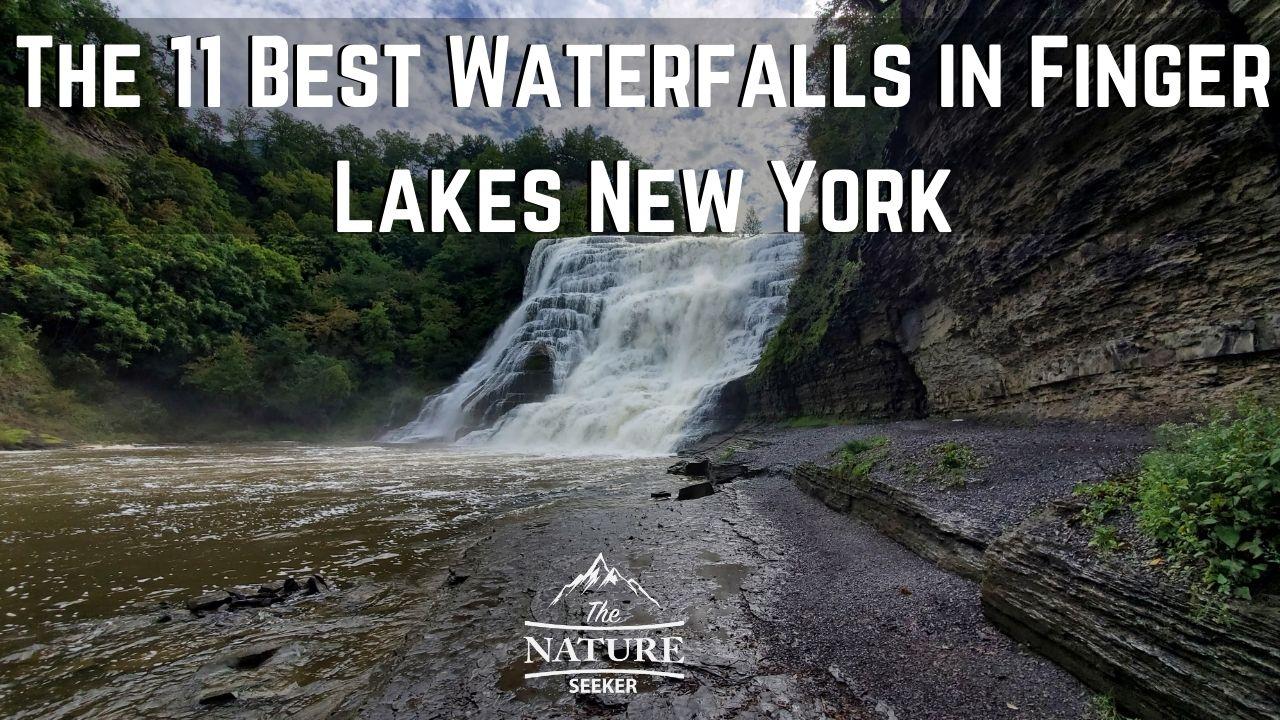 best waterfalls finger lakes