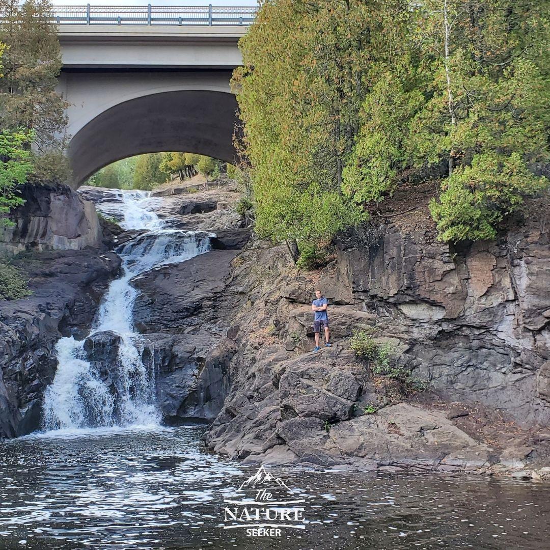 north shore minnesota cross river falls 04