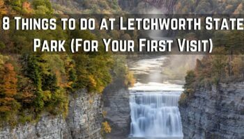 8 Things to do in Letchworth State Park For Your First Visit